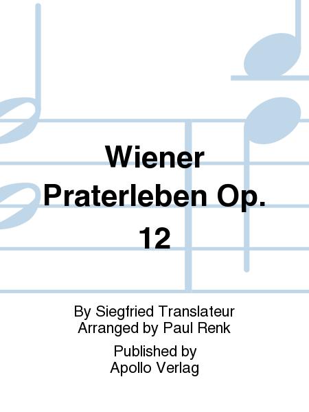 Wiener Praterleben Op. 12