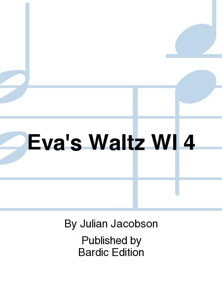Eva's Waltz WI 4