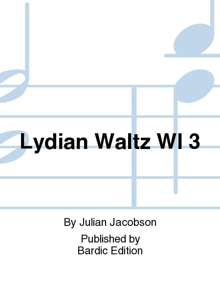 Lydian Waltz WI 3