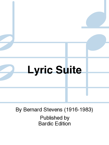 Lyric Suite