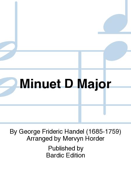 Minuet D Major