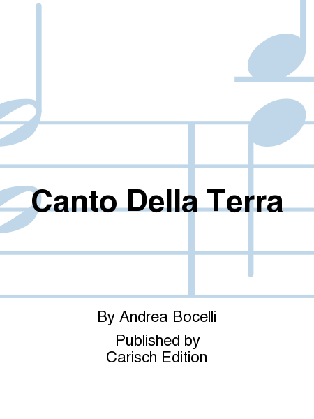 Canto Della Terra