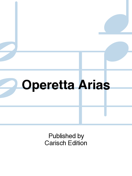 Operetta Arias