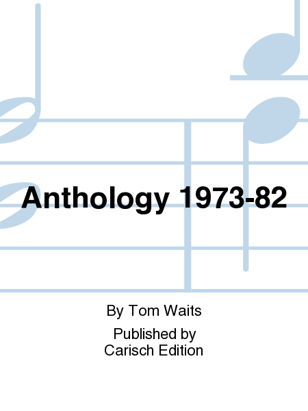 Anthology 1973-82