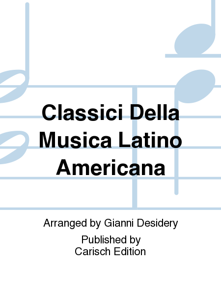 Classici Della Musica Latino Americana