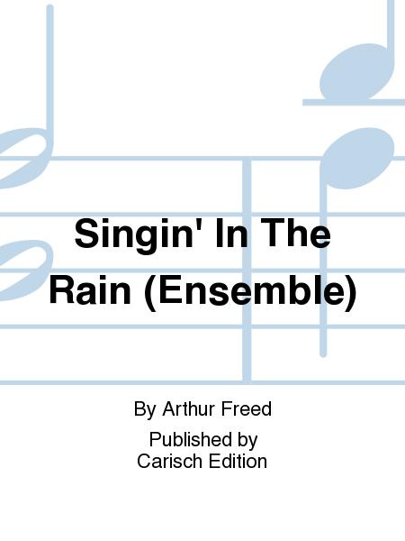 Singin' In The Rain (Ensemble)