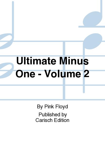Ultimate Minus One - Volume 2