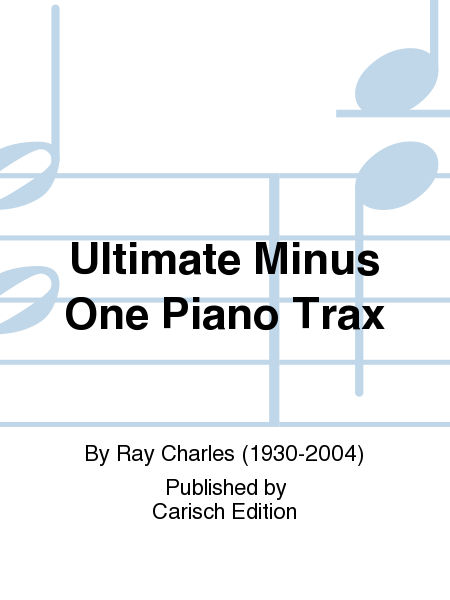 Ultimate Minus One Piano Trax