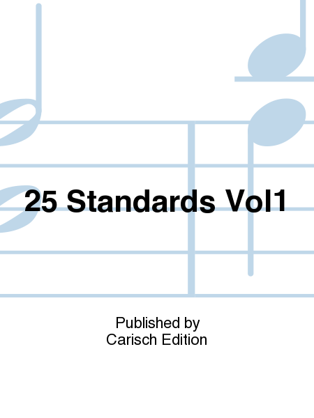 25 Standards Vol1