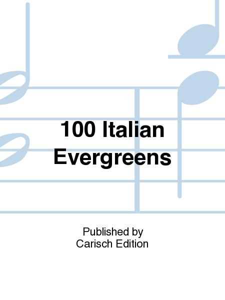 100 Italian Evergreens