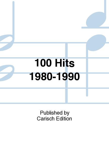 100 Hits 1980-1990