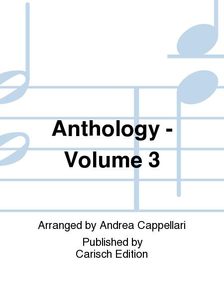 Anthology - Volume 3