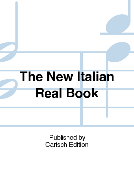 The New Italian Real Book