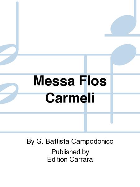 Messa Flos Carmeli