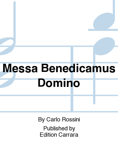 Messa Benedicamus Domino