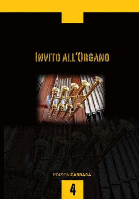 Invito all'Organo - Band 4