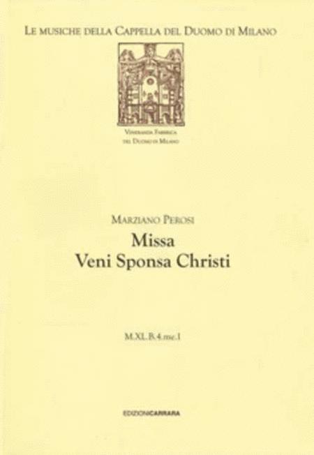Missa Veni Sponsa Christi