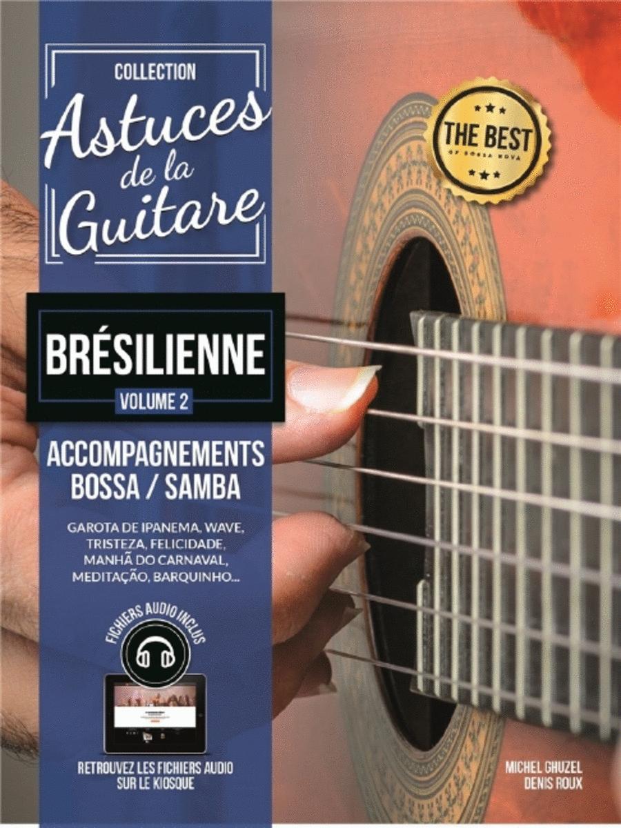 Astuces De La Guitare Bresilienne Vol2