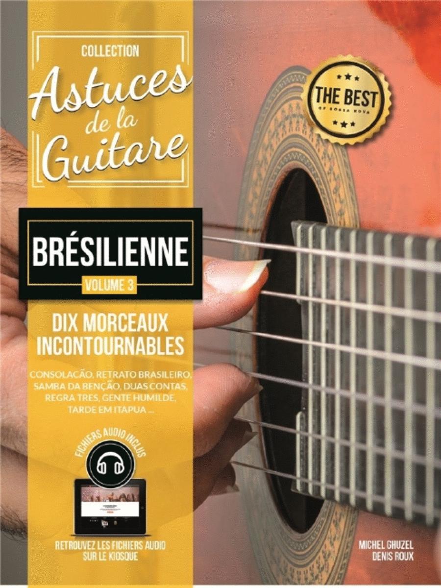 Astuces De La Guitare Bresilienne Vol3
