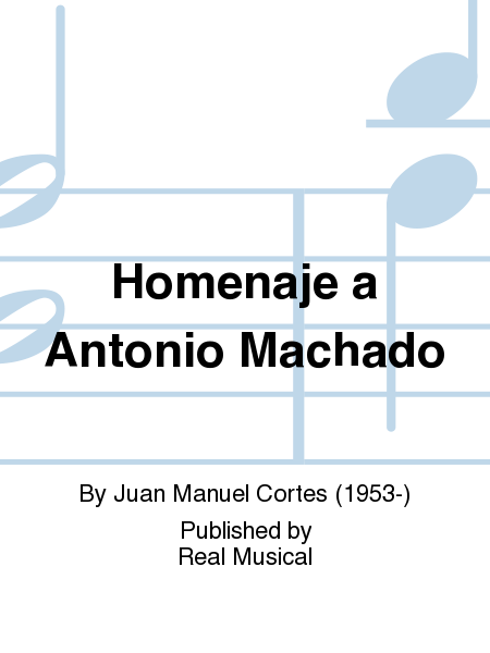 Homenaje a Antonio Machado