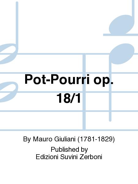 Pot-Pourri op. 18/1