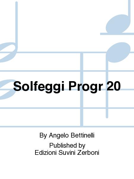 Solfeggi Progr 20