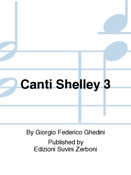 Canti Shelley 3