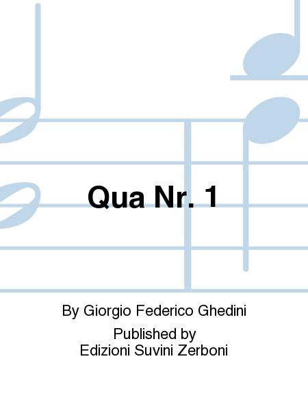 Qua Nr. 1