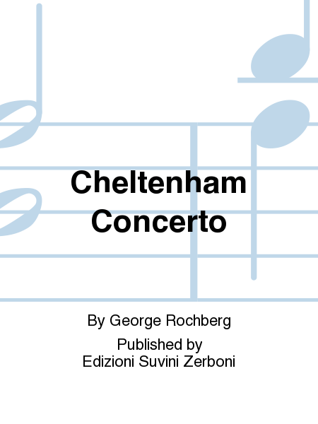 Cheltenham Concerto
