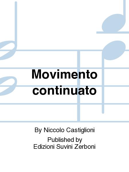 Movimento continuato
