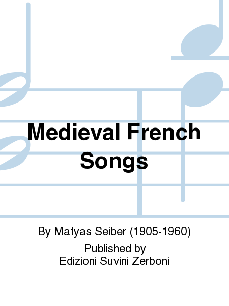 Medieval French Songs