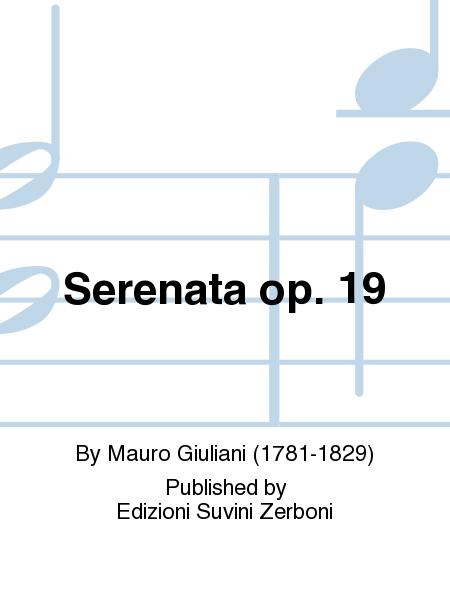 Serenata op. 19