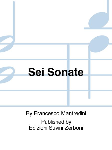 Sei Sonate