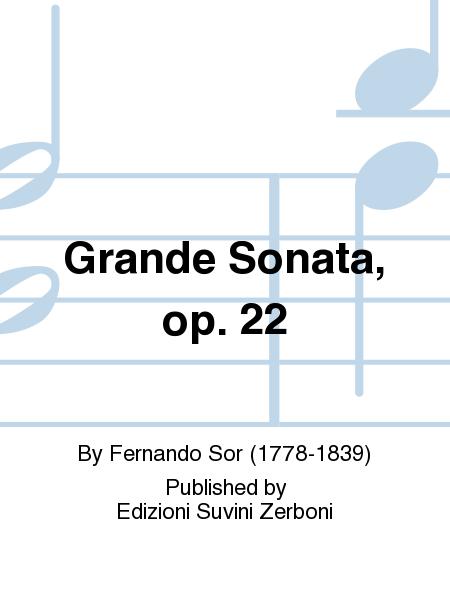 Grande Sonata, op. 22