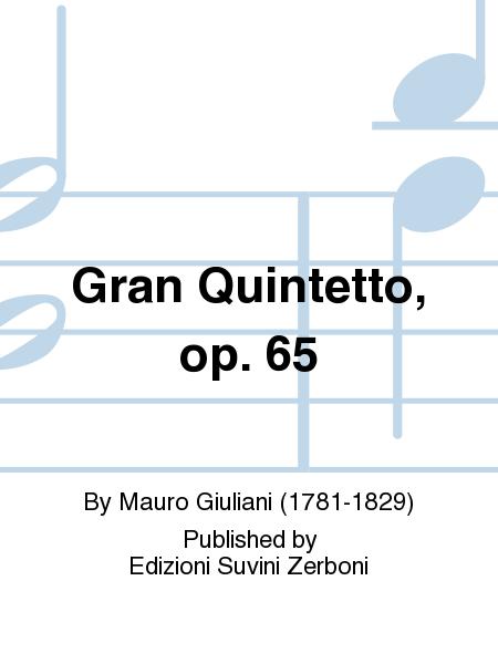 Gran Quintetto, op. 65