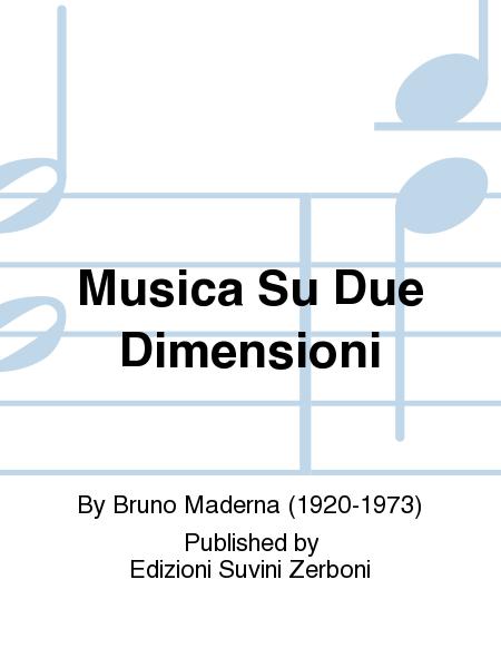 Musica Su Due Dimensioni