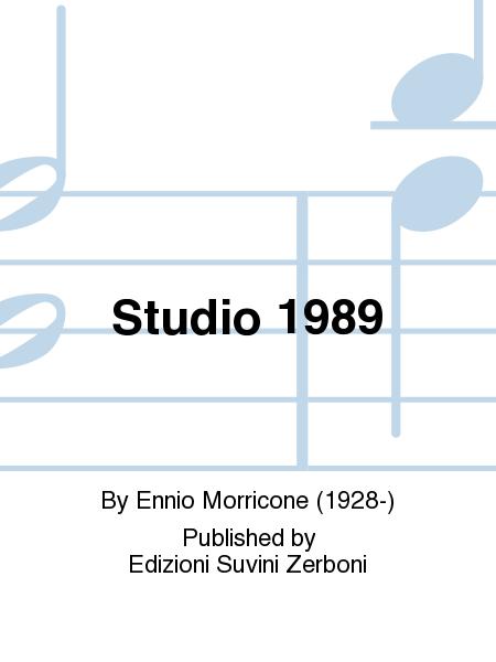 Studio 1989