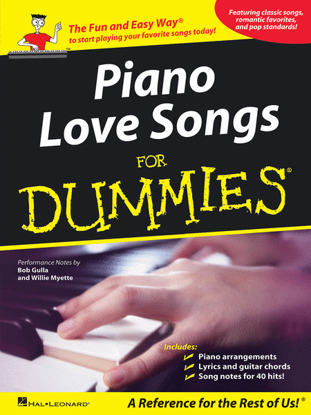 Piano Love Songs for Dummies
