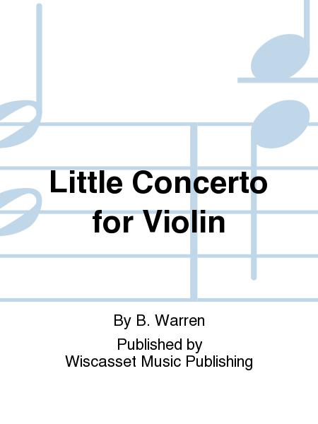 Little Concerto for Violin