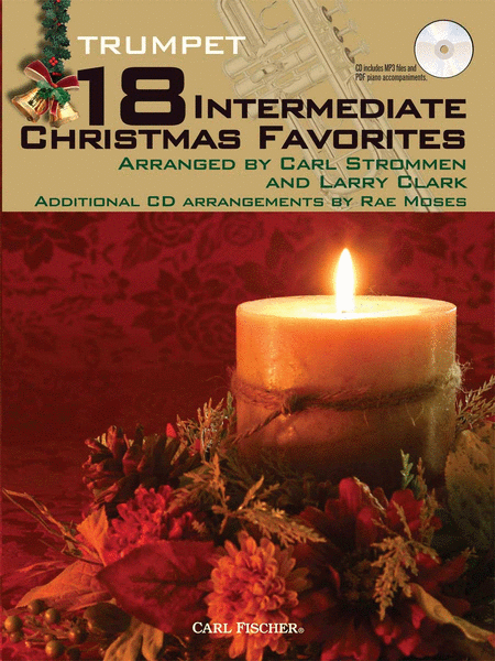 18 Intermediate Christmas Favorites - Trumpet