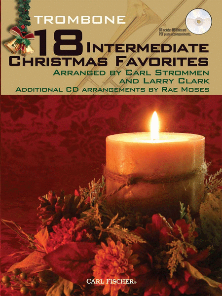 18 Intermediate Christmas Favorites - Trombone