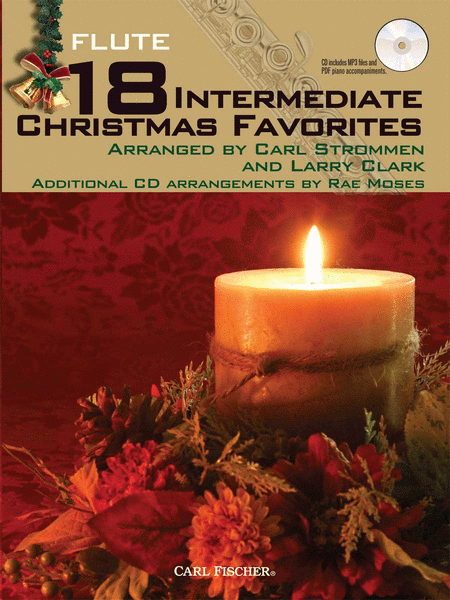 18 Intermediate Christmas Favorites - Flute
