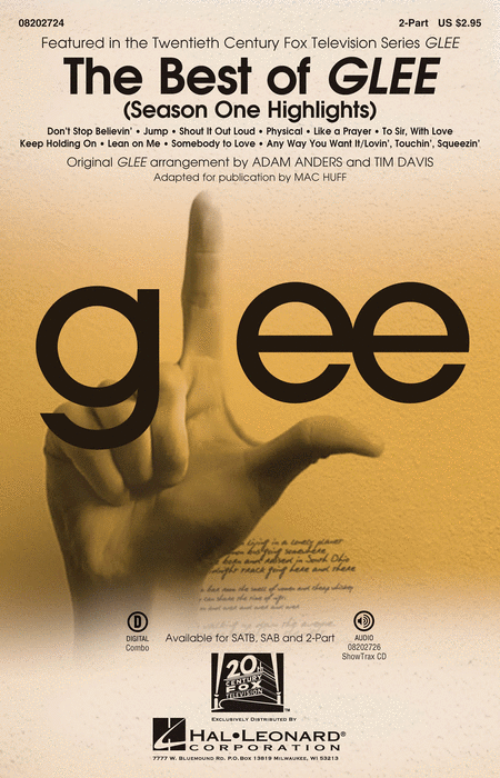 The Best of Glee