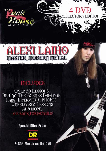 Alexi Laiho: Master Modern Metal