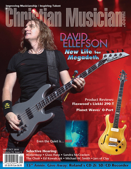 Christian Musician Magazine September/October 2010