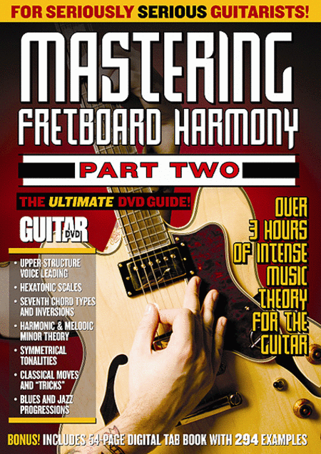 Guitar World -- Mastering Fretboard Harmony, Part Two