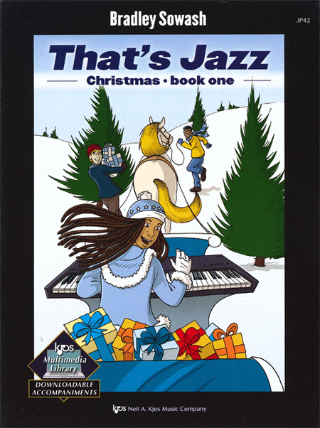 That's Jazz Christmas: Book One
