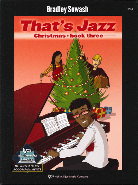 That's Jazz Christmas: Book Three