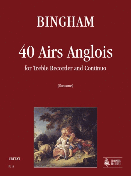 40 Airs Anglois