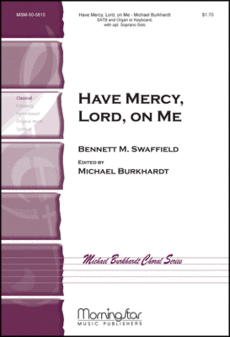Have Mercy, Lord, on Me